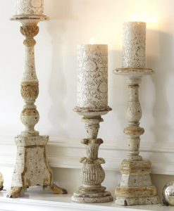 Pillar Candle Holders