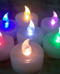 LED Candles & Lights