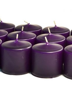 Lilac Votives 10 Hour - Unscented