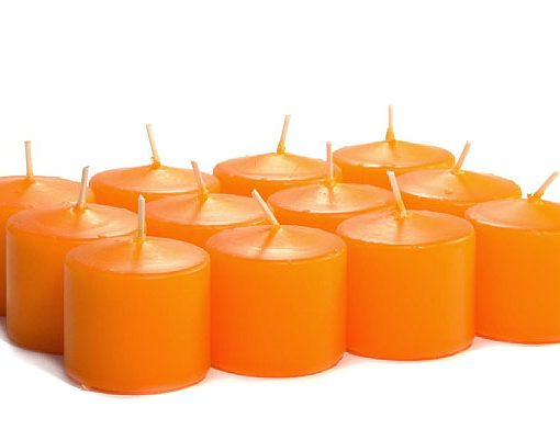 Mango Votives 15 Hour – Unscented