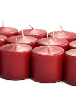 Raspberry Votives 10 Hour - Unscented