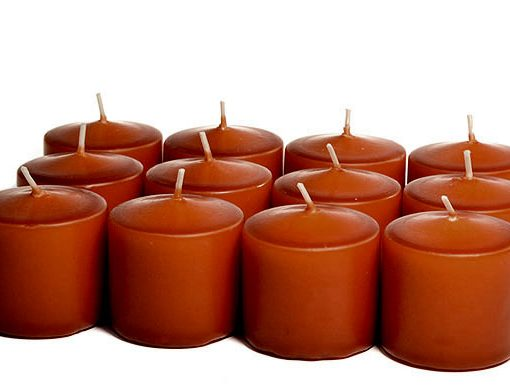 Terracotta Votives 15 Hour - Unscented