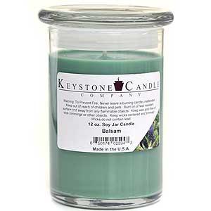 12 oz Balsam Soy Jar Candles