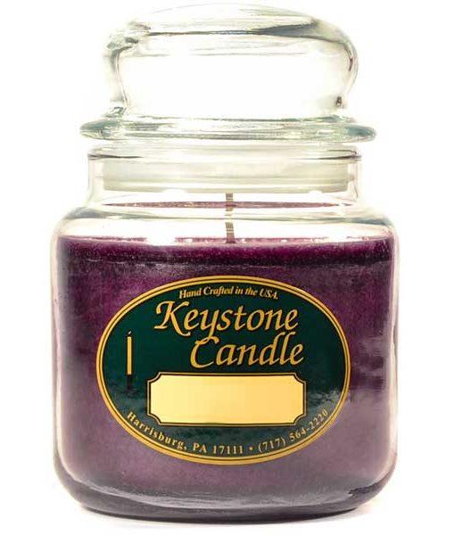16 oz Merlot Jar Candles