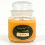 16 oz Coconut Mango Splash Jar Candles