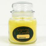 16 oz Pear Mango Smoothie Jar Candles