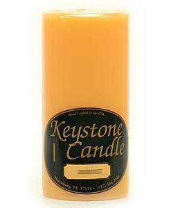 Creamsicle 3 x 6 Pillar Candles