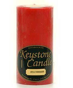 Apple Cinnamon 3 x 6 Pillar Candles