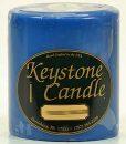 Blueberry Cobbler 4 x 4 Pillar Candles