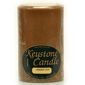 Cinnamon Stick 4 x 6 Pillar Candles