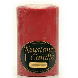 Frankincense and Myrrh 4 x 6 Pillar Candles