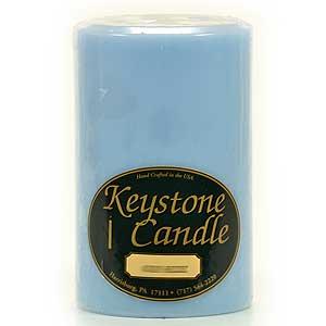 Ocean Breeze 4 x 6 Pillar Candles