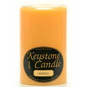 Creamsicle 4 x 6 Pillar Candles