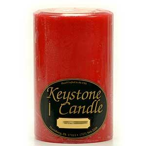 Apple Cinnamon 4 x 6 Pillar Candles