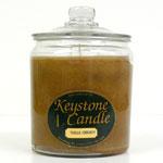 64 oz Vanilla Cinnamon Jar Candles