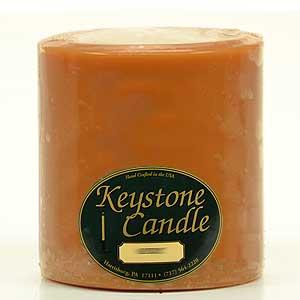 Spiced Pumpkin 6 x 6 Pillar Candles