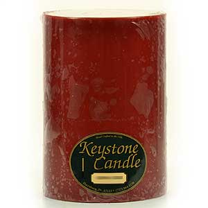 Mulberry 6 x 9 Pillar Candles