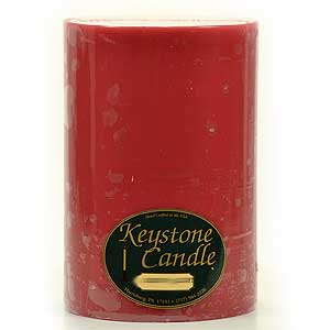 Frankincense and Myrrh 6 x 9 Pillar Candles