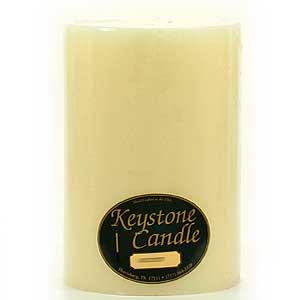 French Butter Cream 6 x 9 Pillar Candles