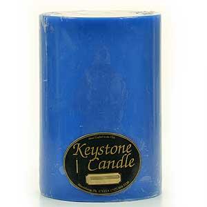 Blueberry Cobbler 6 x 9 Pillar Candles