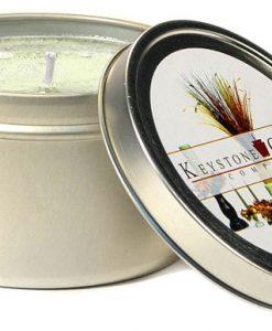 Warm Vanilla Sugar Scented Tins 4 oz