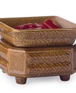 Candle Warmer and Dish Wicker