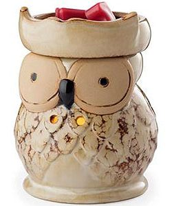 Wise Owl Tart Warmer