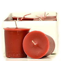 Apples and Brown Sugar Scented Votives