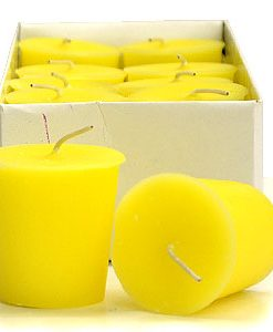Tropical Pineapple Scented Votives