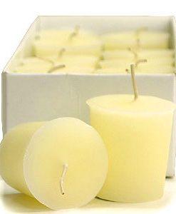 Vanilla Cupcake Votive Candles