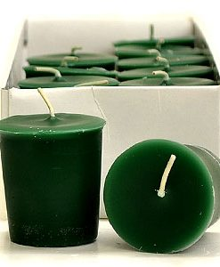 Balsam Fir Scented Votives