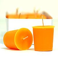 Orange Twist Scented Votives