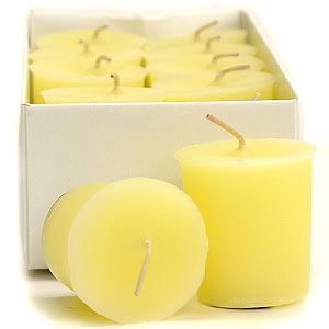 Honeysuckle Scented Votives