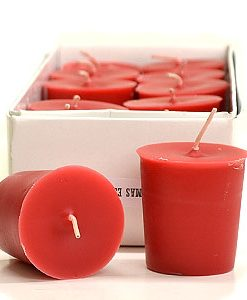 Apple Cinnamon Scented Votives
