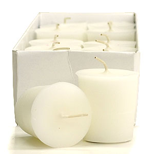 Candy Cane Scented Votives