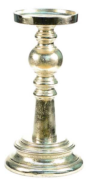 buy aluminum tall candle holder online bulk pillar holders. Black Bedroom Furniture Sets. Home Design Ideas