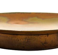 Burnham Large Plate Candle Holder