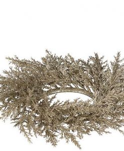 Arborvitae Candle Rings 4.25 Inch