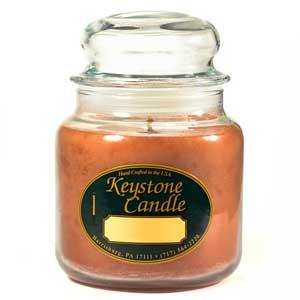 16 oz Baked Apple Crisp Jar Candles