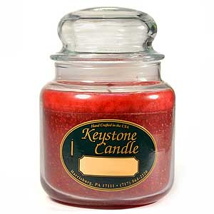 16 oz Apple Cinnamon Jar Candles