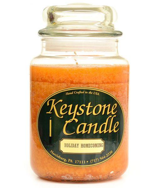 26 oz Holiday Homecoming Jar Candles
