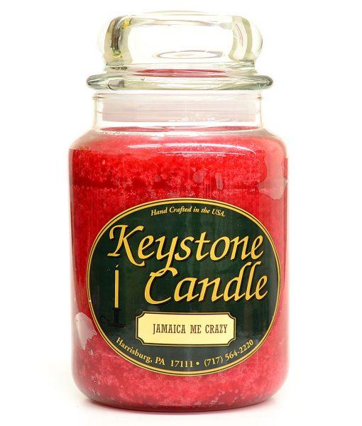 26 oz Jamaica Me Crazy Jar Candles