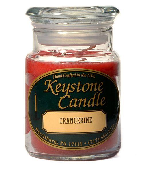 5 oz Crangerine Jar Candles