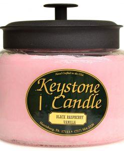 64 oz Montana Jar Candles Black Raspberry Vanilla