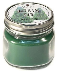 Half Pint Mason Jar Candle Balsam Fir