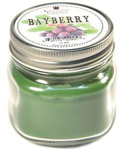Half Pint Mason Jar Candle Bayberry