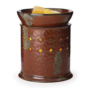 Glimmer Candle Warmer Moroccan Spice