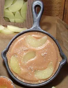 Pan Candles Scented Apple Crisp