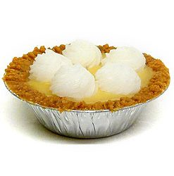 Banana Pie Candles 5 Inch
