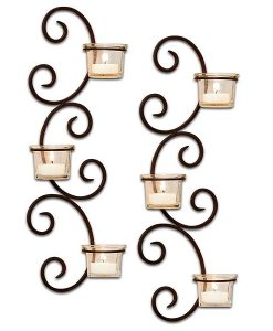 Set of 2 Classic Wall Sconces